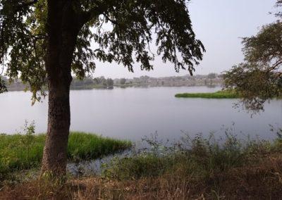Bénin : La rivière Okpara