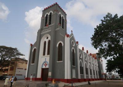 Ouidah : la basilique de l'Immaculée Conception