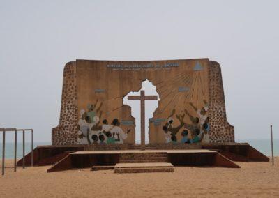 Mémorial du souvenir à Ouidah
