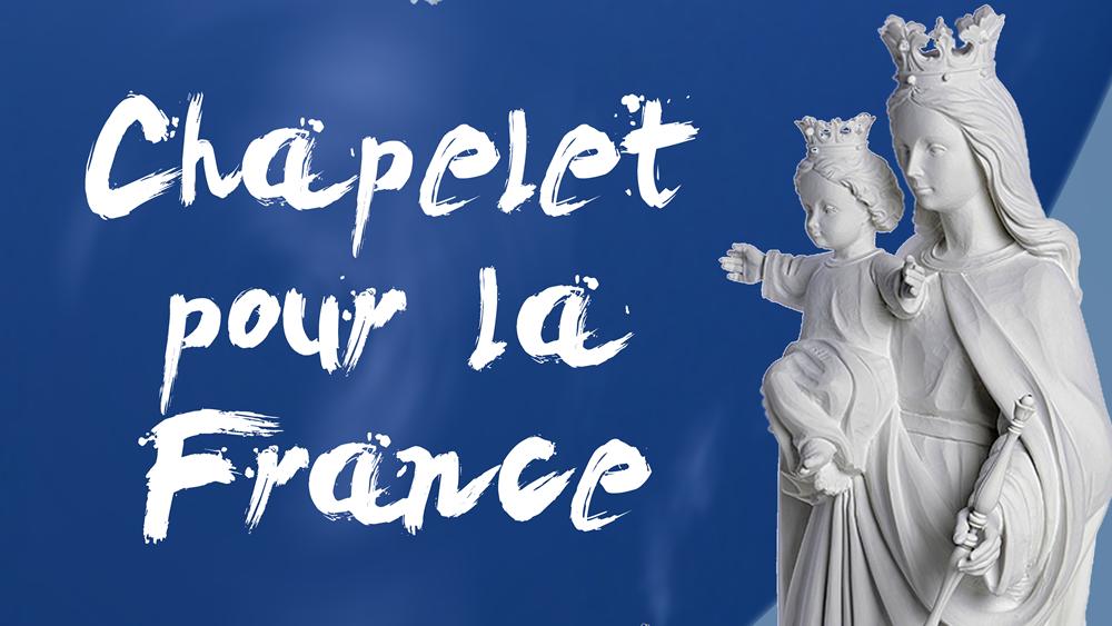 Chapelet pour la France à St Nicolas