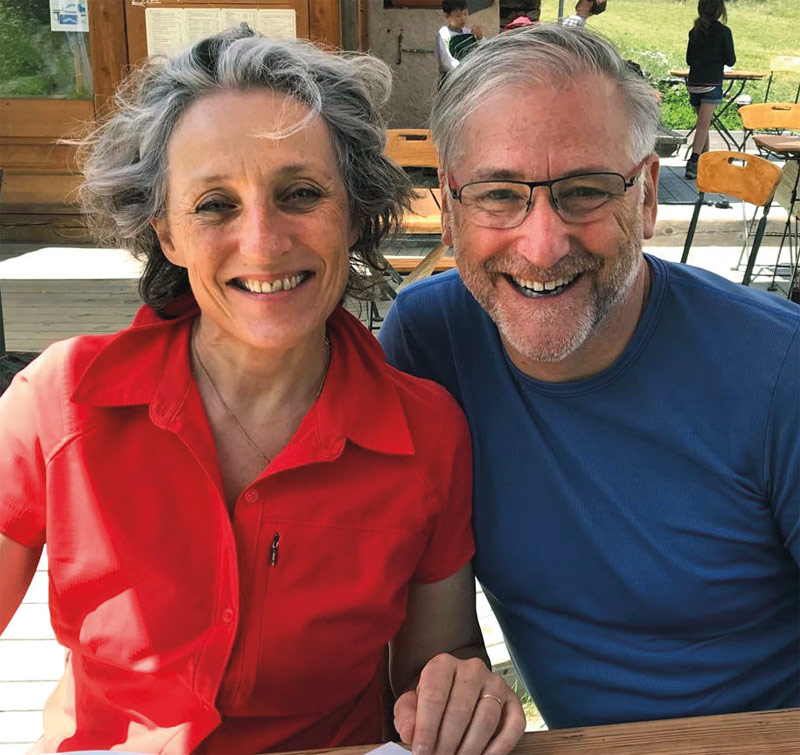 Xavier et Marie-José de Massol