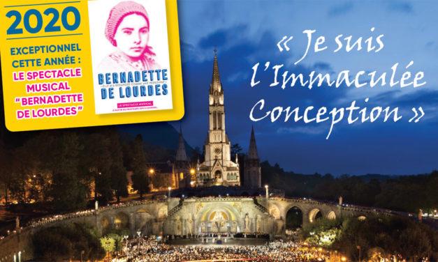Pèlerinage à Lourdes du 20 au 24/25 avril 2020