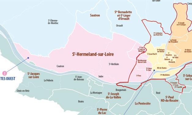 Nouvelle paroisse Saint-Hermeland-sur-Loire