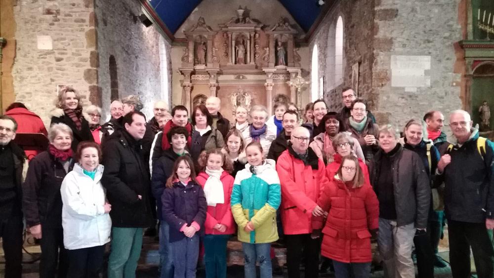 Marche de la Fraternité Saint Donatien et Saint Rogatien