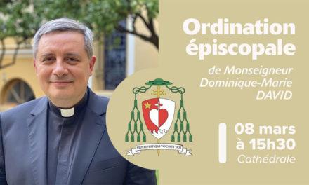 Mgr Dominique-Marie DAVID, archevêque de Monaco