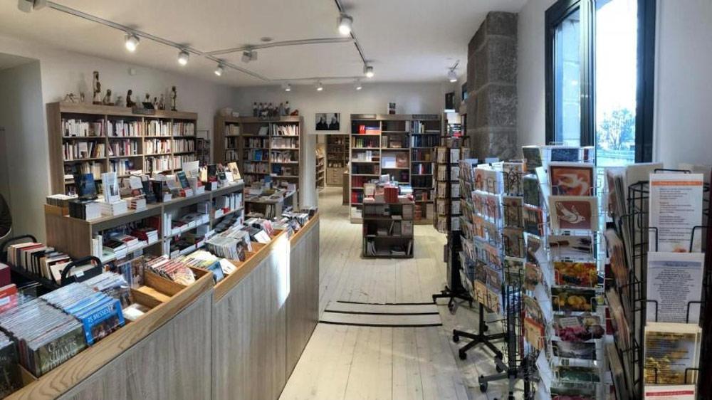 La librairie Siloé lis