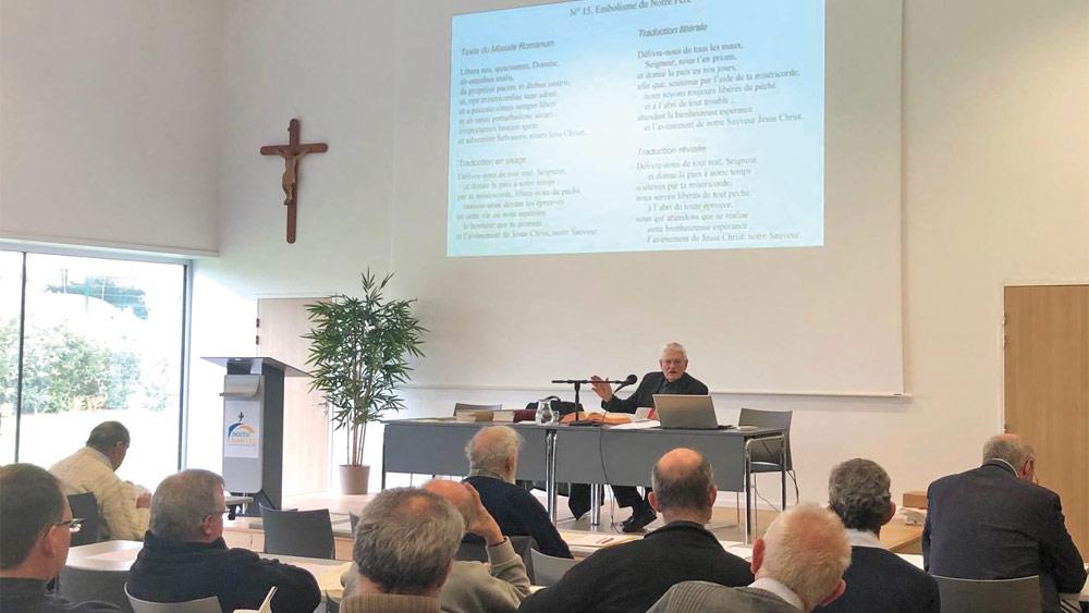 Retour sur la formation des prêtres sur le Missel romain