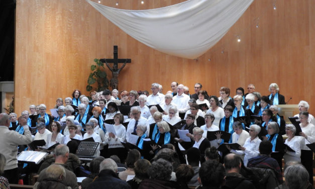 Retour sur le Concert solidaire au profit de « Simon de Cyrène »