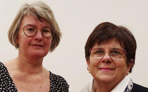 Fabienne Rouxel & Marie-Joseph Savattier