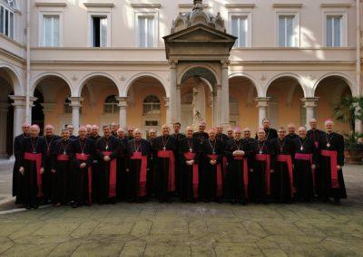 Les évêques du Grand Ouest