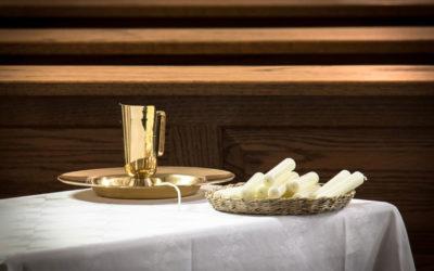 Baptêmes et Confirmations d'adultes