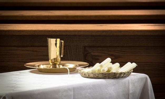 Baptêmes et confirmations