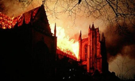 La cathédrale de Nantes sur France 2