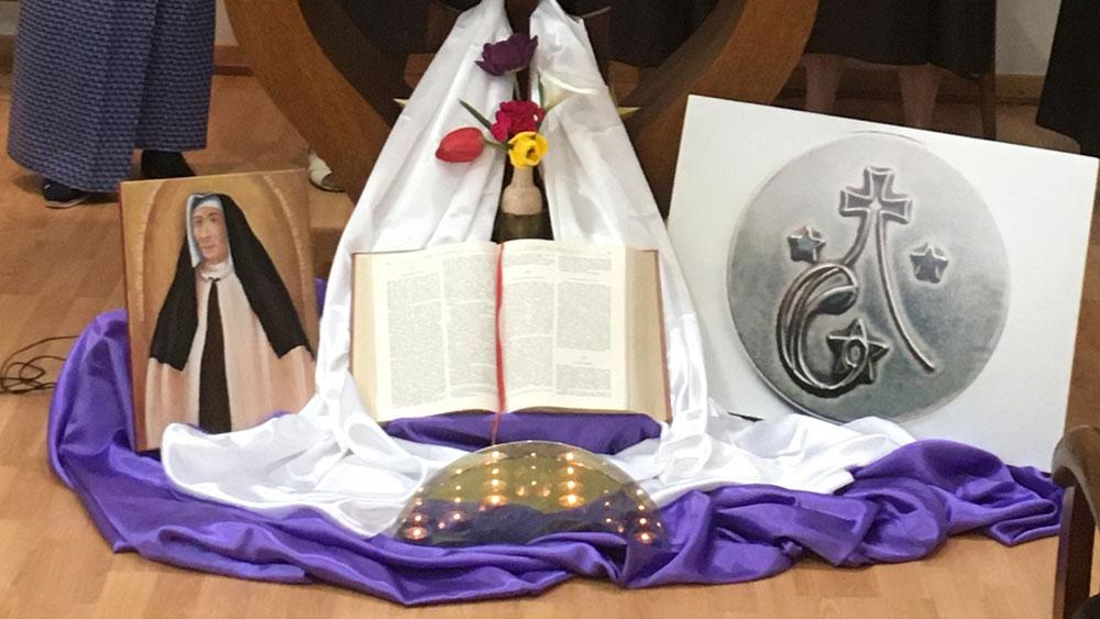 Les 100 ans de l'Agrégation du Carmel de ND de Bethléem à l'Ordre du Carmel