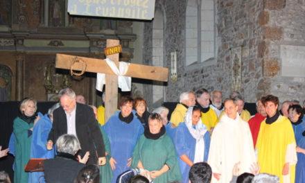 « La Passion du Christ » joué par des paroissiens de la presqu'île guérandaise