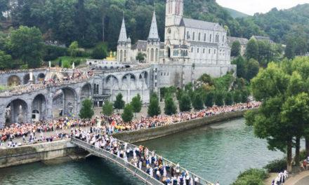 Pèlerinage estival de Lourdes : nouveau report forcé