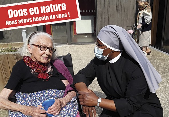 Besoin d'aide alimentaire