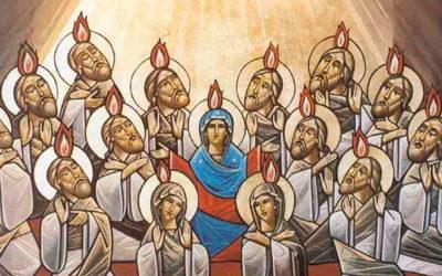 Viens Esprit-Saint, renouvelle la face de la terre !