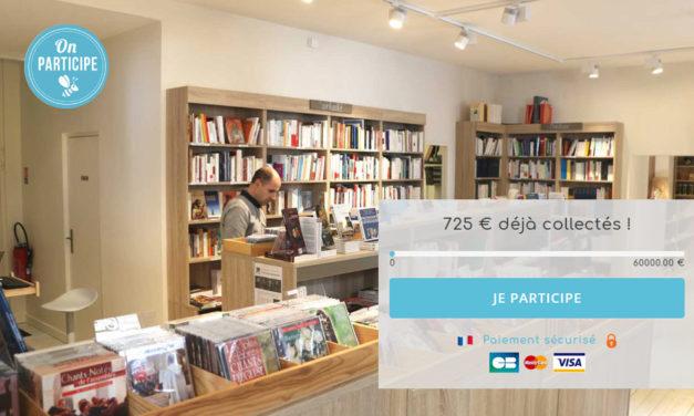 Une cagnotte en ligne pour aider La librairie SILOE LIS de Nantes
