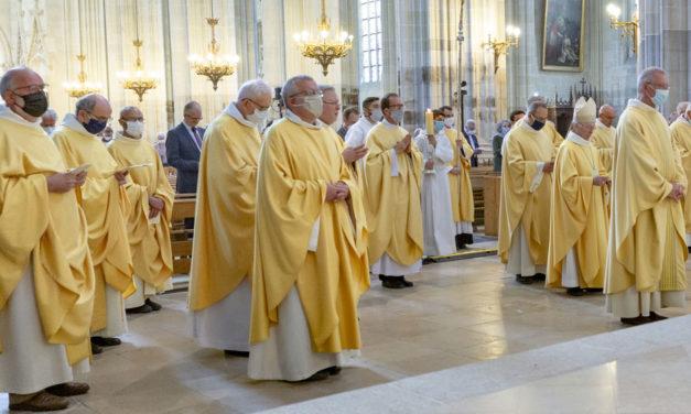 Nominations de prêtres et de laïcs à compter du 1er septembre 2020