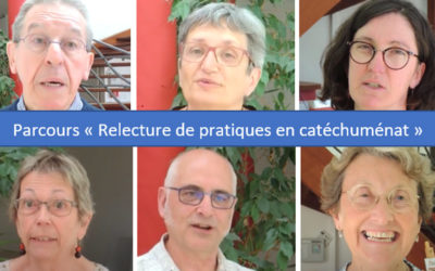 Parcours « Relecture de pratique en catéchuménat »