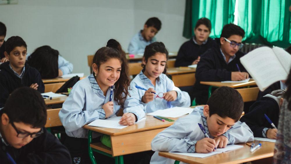 Création du Comité de Sauvegarde des Écoles du Liban