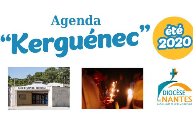 Agenda Kerguénec été 2020