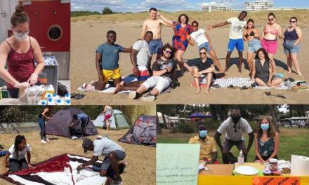 Vacances solidaires et citoyennes de jeunes de la JOC