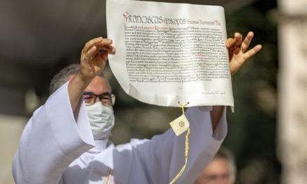 Messe d'installation de Mgr Percerou