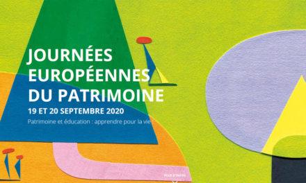 Journées Européennes du Patrimoine 2020