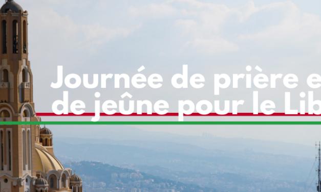Journée universelle pour le Liban