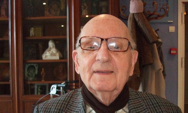 15 septembre 2020 : décès du père François PRENEAU