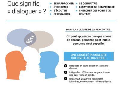 Dialogue et amitié sociale