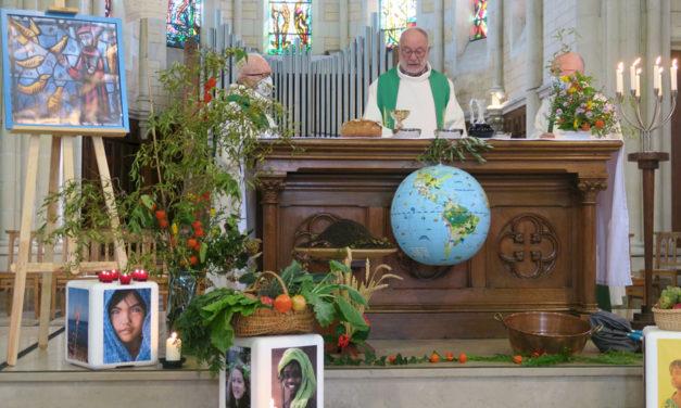 Messe de la création à Saint-Sébastien-sur-Loire