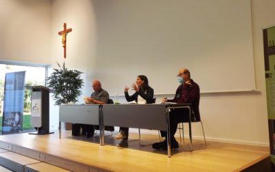 """Matinée-débat """"La pensée missionnaire du pape François"""""""