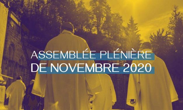 Assemblée plénière des évêques en visioconférence