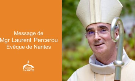 Message de Mgr Laurent Percerou