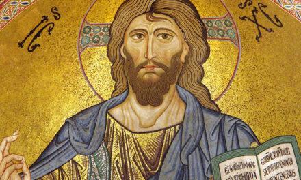 22 novembre 2020 – Fête du Christ Roi de l'Univers