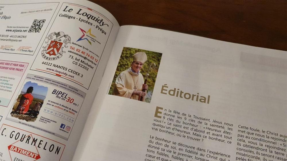 Editoriaux de Mgr Percerou