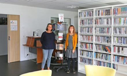 Click and collect à la médiathèque diocésaine