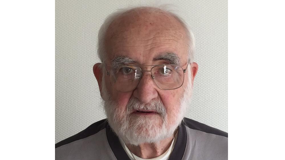 8 novembre 2020 : décès du père André ROBIN