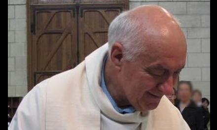 4 décembre 2020 : décès du père Jean-Gérard LUSSEAU