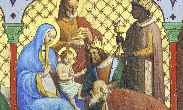 Message de Noël de Mgr Percerou