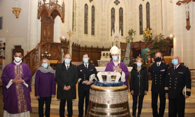 A Saint-Viaud, bénédiction du nouveau bourdon