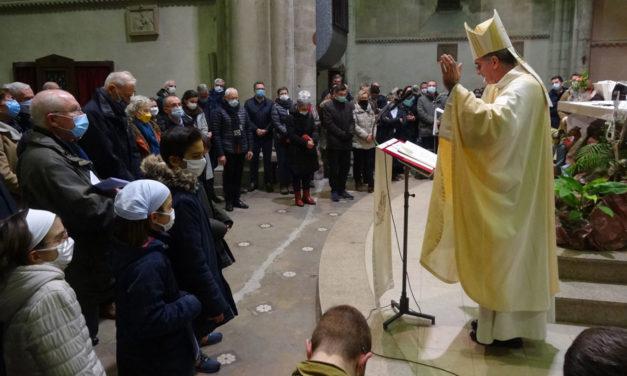 Messe d'ouverture de l'année jacquaire