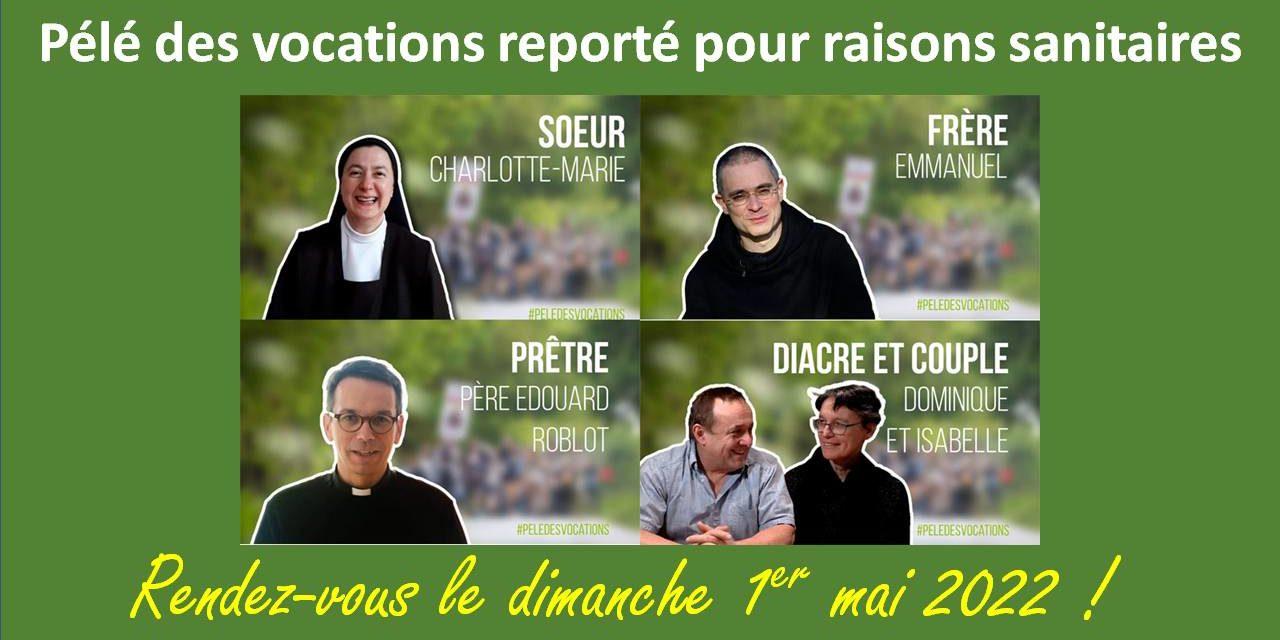 Pélé des vocations du 1er mai