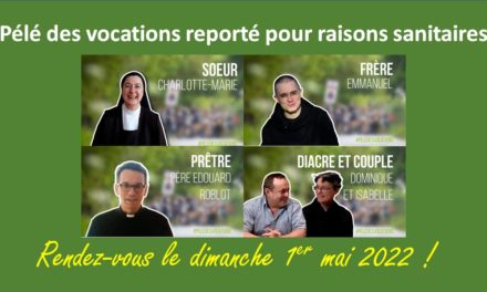 Pélé des vocations du 1er mai