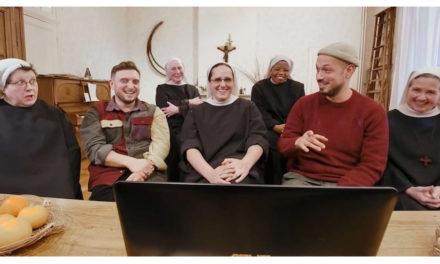 Des Youtubers chez des bénédictines et des cisterciennes
