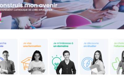 Un site innovant pour l'orientation des jeunes