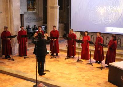 La Schola de la cathédrale